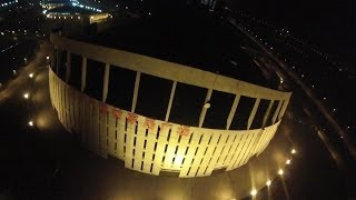 Zhuzhou China  city photos : ZhuZhou City Day and Night Aerial Video