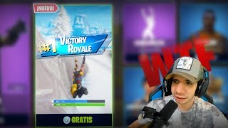 VICTORIA GRATIS EN FORTNITE!