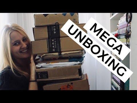 UNBOXING ACUMULADO (AGOSTO/SETEMBRO) | Laura Brand