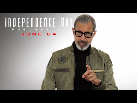 Independence Day: Resurgence (Earth Day PSA)
