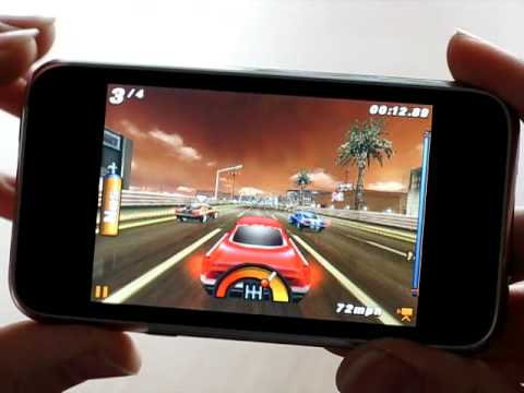 The Fast and the Furious : Pink Slip IOS