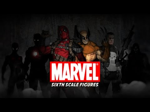collection - See more: http://www.sideshowtoy.com/brands/marvel/sixth-scale-collection Sideshow is proud to introduce our brand new Marvel Sixth Scale figure collection! Sideshow Collectibles is a registered...