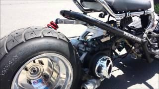 8. Honda ruckus GY6 170cc first startup