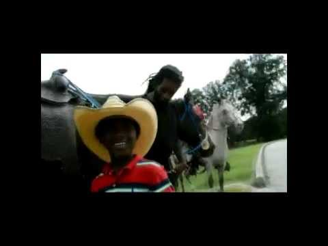 Riding Horses in North Philly