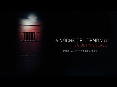 La Noche del Demonio 1er Tráiler