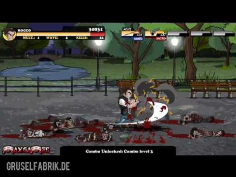 Top 20 Zombie Flash Games!