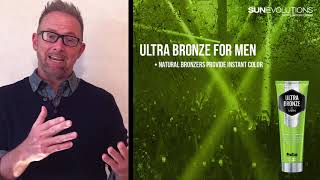 Video ULTRA BRONZE FOR MEN