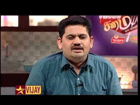 Samayal Samayal with Venkatesh Bhat   6th February 2016 | Promo Show 04 02 2016 VijayTv Episode Online