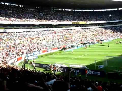 Atlas vs Chivas - 1/4 tos 2015 recibimiento - Barra 51 - Atlas