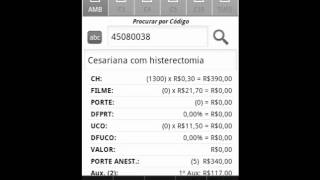 P-MED  Preço AMB, TUSS, CBHPM Vídeo YouTube