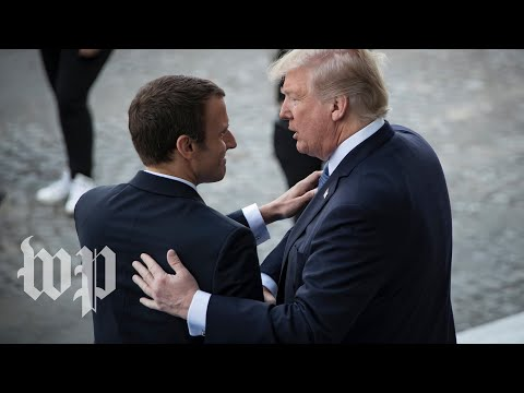 Why Trump and Macron have an unexpectedly good relationship