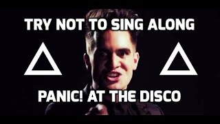 Video Try Not To Sing Along | Panic! At The Disco Edition MP3, 3GP, MP4, WEBM, AVI, FLV Juli 2018
