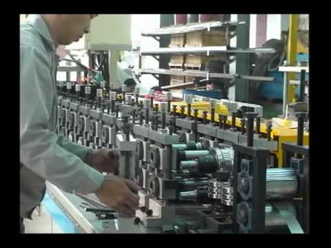 Roll Forming Machine Video 02