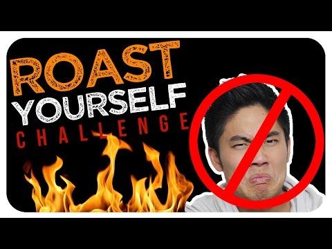 Roast Yourself Challenge! (видео)