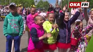 День защиты детей отпраздновали  в Райсемёновском