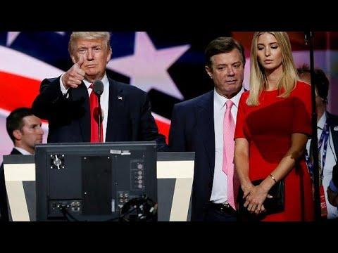 Έφοδος του FBI στο σπίτι πρώην επικεφαλής της προεκλογικής εκστρατείας του Τραμπ