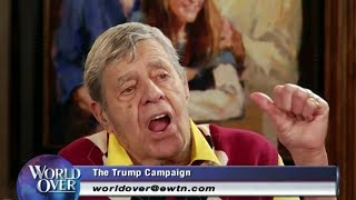 Iconic Comedian Jerry Lewis Slams Obama – Praises Donald Trump. Learn more about news on Youtube: http://goo.gl/7YdgWj ...
