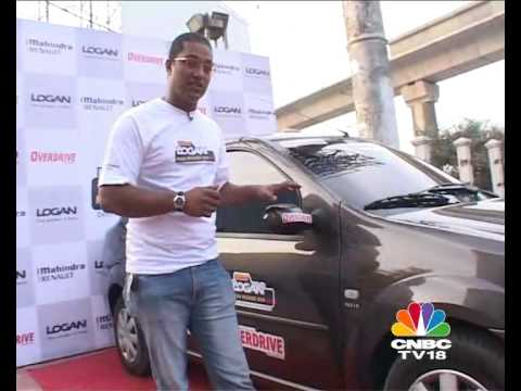 Overdrive Mahindra Renault Logan Mega Mileage Run