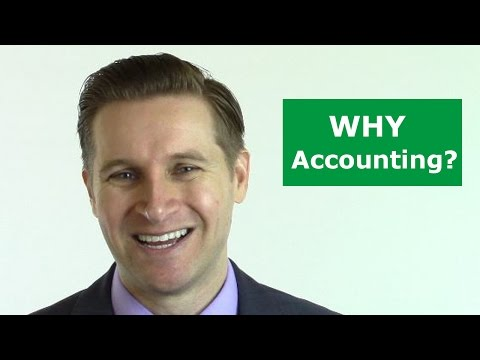 Why I became an accountant (career planning)