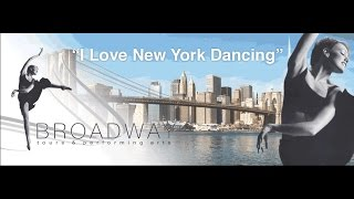 I Love New York Dancing 2016