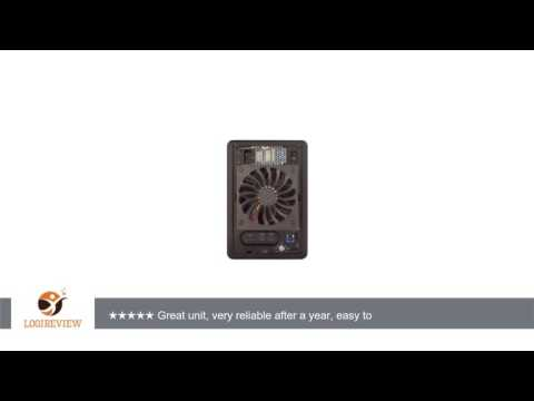 Micronet RAIDBank5 Quad Encrypted 5 TB Firewire 400/ Firewire 800/ eSATA/ USB 3.0 with 5 Bay Hard