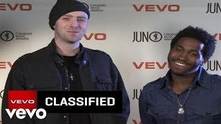 Classified - VEVO News Interview
