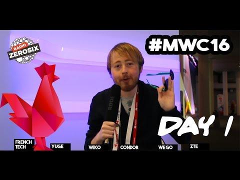 MWC 16: Ce qu'on a retenu! (JOUR 1)