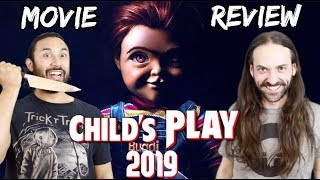 CHILD'S PLAY (2019) | MOVIE REVIEW!!! by The Reel Rejects