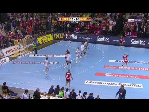 Mondial 2017 (F) M9 finale - France 23-21 Norvège [2017-12-17]