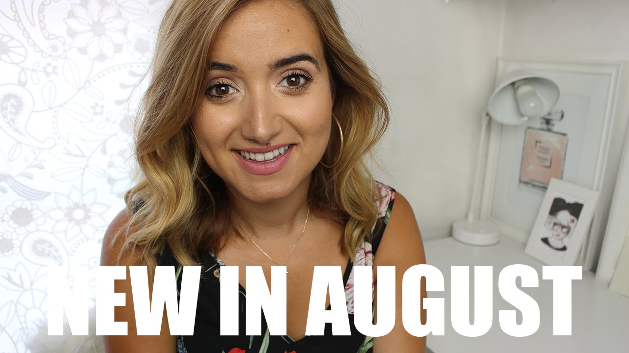 NEW IN: August (Holiday Mail) | A Little Obsessed