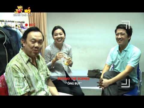 [HTV2] – Behind the scenes – Tài tiếu tuyệt – Ông Bụt (Chí Tài, Lê Khánh, Trường Giang)