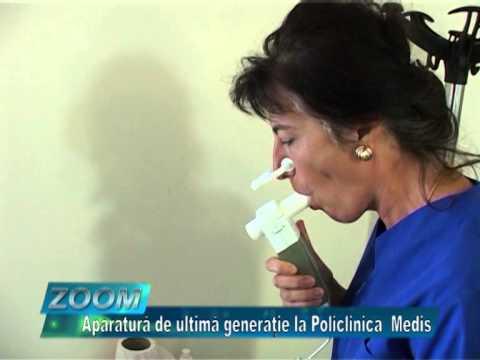 (P) Rubrica medicală – Policlinica Medis