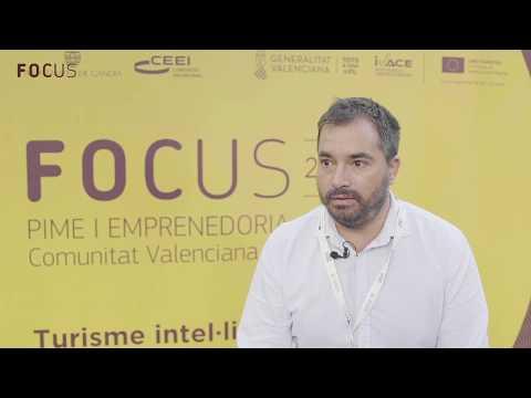 Miguel Ángel Gil Martí en Focus Pyme y Emprendimiento Comunitat Valenciana 2018