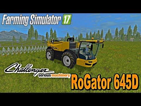 Challenger RoGator 645D v1.0.0.0
