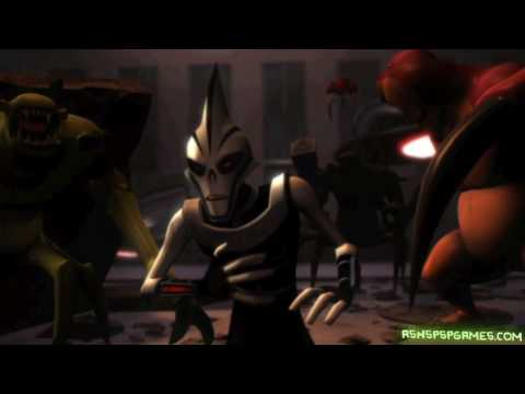 ben 10 alien force vilgax attacks psp part 3