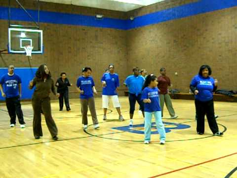 "Step / Line Dance – ""Wobble"" by VIC Brentnell Line Dance"