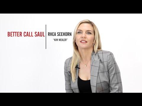 Rhea Seehorn The Late Late Show 2015 01 28