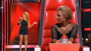 """Голос 2 сезон. Лилит Арутунян - """"Listen"""""""