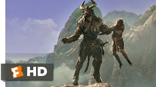 Nonton Gods of Egypt (2016) - Minotaur Attack Scene (4/11) | Movieclips Film Subtitle Indonesia Streaming Movie Download