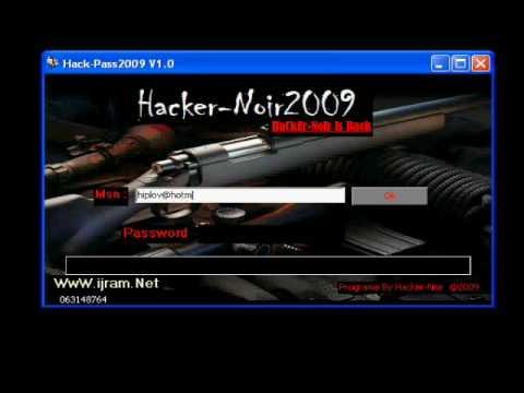 www.hacker maroc.tk - Telecharger : http://rapidshare.de/files/41298853/Hacker-Noir2009_________V1.0.rar.html hacker-maroc.tk هدا برامج تخميم باسووردات الايميلات وهو مطور بدقة حيت...