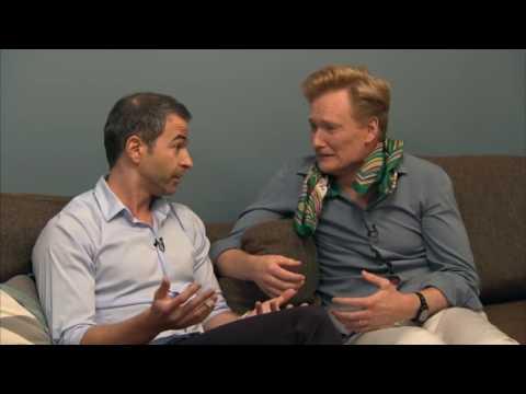 Conan Takes Jordan Schlansky To Couples Counseling   CONAN on TBS