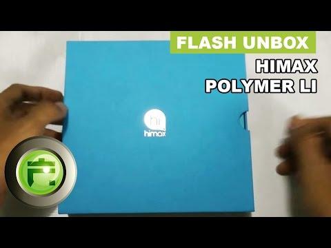 Unboxing dan Review Antutu Himax Polymer Li Indonesia by FlashGadgetStore