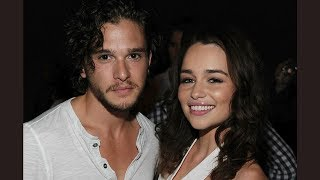 Games of Throne season 7 John snow proposes Daenerys Targaryen Uncensored Video viral video.