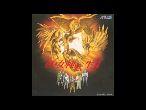 Shin Megami Tensei II - OST - 04 - Virtual Battler 3D