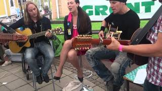 Amaranthe - Hunger Acoustic with key fiddle and folk guitar