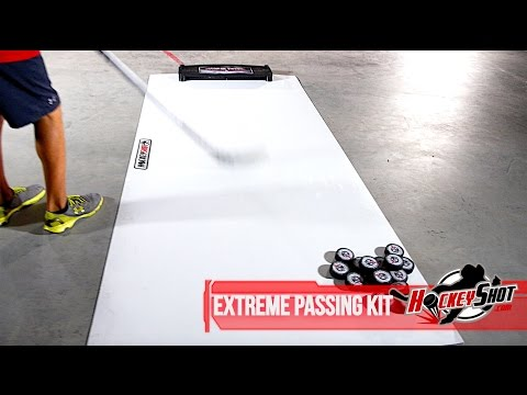 Le Passeur Extreme Passing Kit Pro par HockeyShot.com