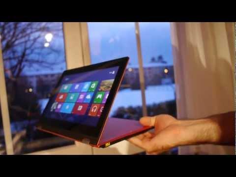 Lenovo IdeaPad Yoga 11 Unboxing