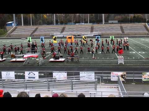 Annandale High School Marching Band – November 1, 2014