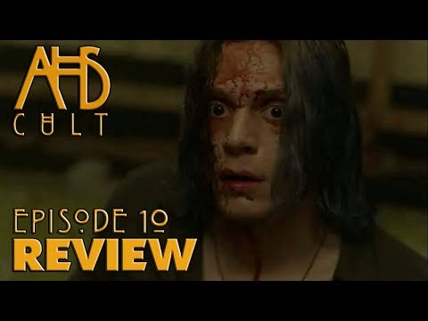 American Horror Story Cult Episode 10 | Recap, Review & Reaction (ft Evan Peters as Charles Manson)