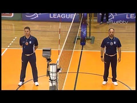 Volley League: ΠΑΝΑΘΗΝΑΪΚΟΣ – ΦΟΙΝΙΚΑΣ ΣΥΡΟΥ | 11/11/2019 | ΕΡΤ